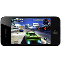 HD игры для iPhone 4, 3GS, 3G, iPod Touch