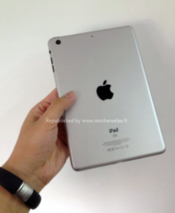 iPad mini new iTablet