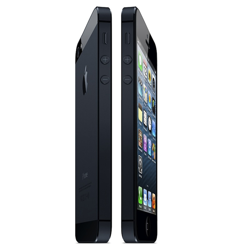 iPhone 5  black foto