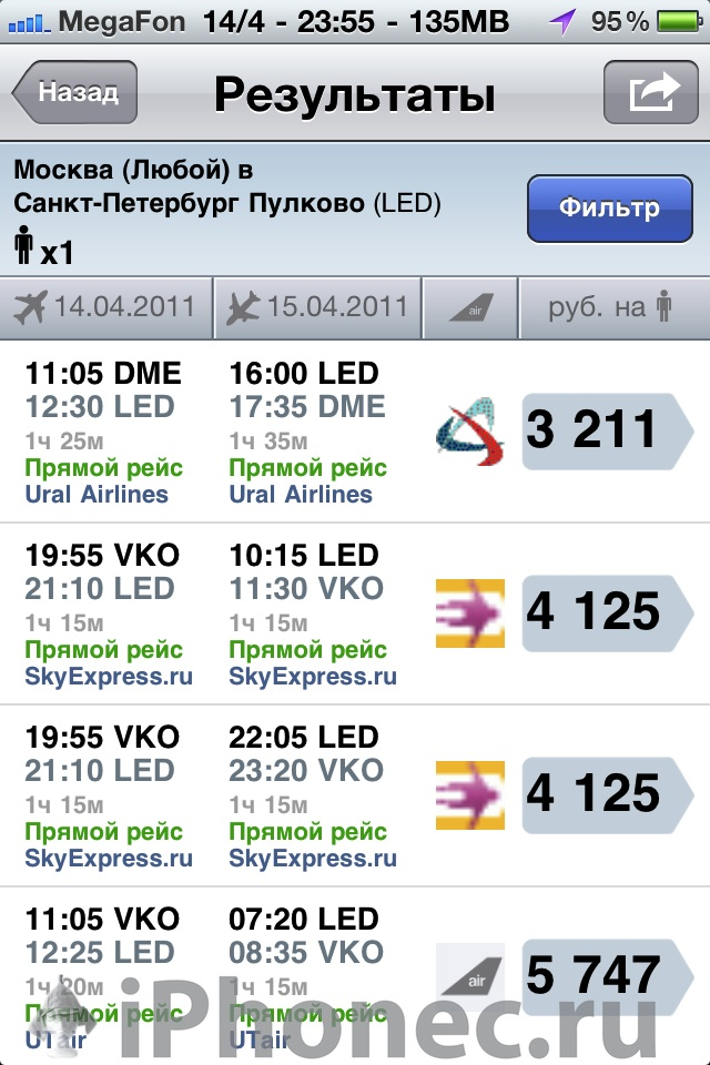 Авиабилеты новосибирск чита цены