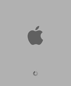 Mac не грузится
